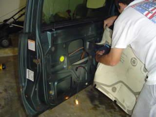 explorer car door